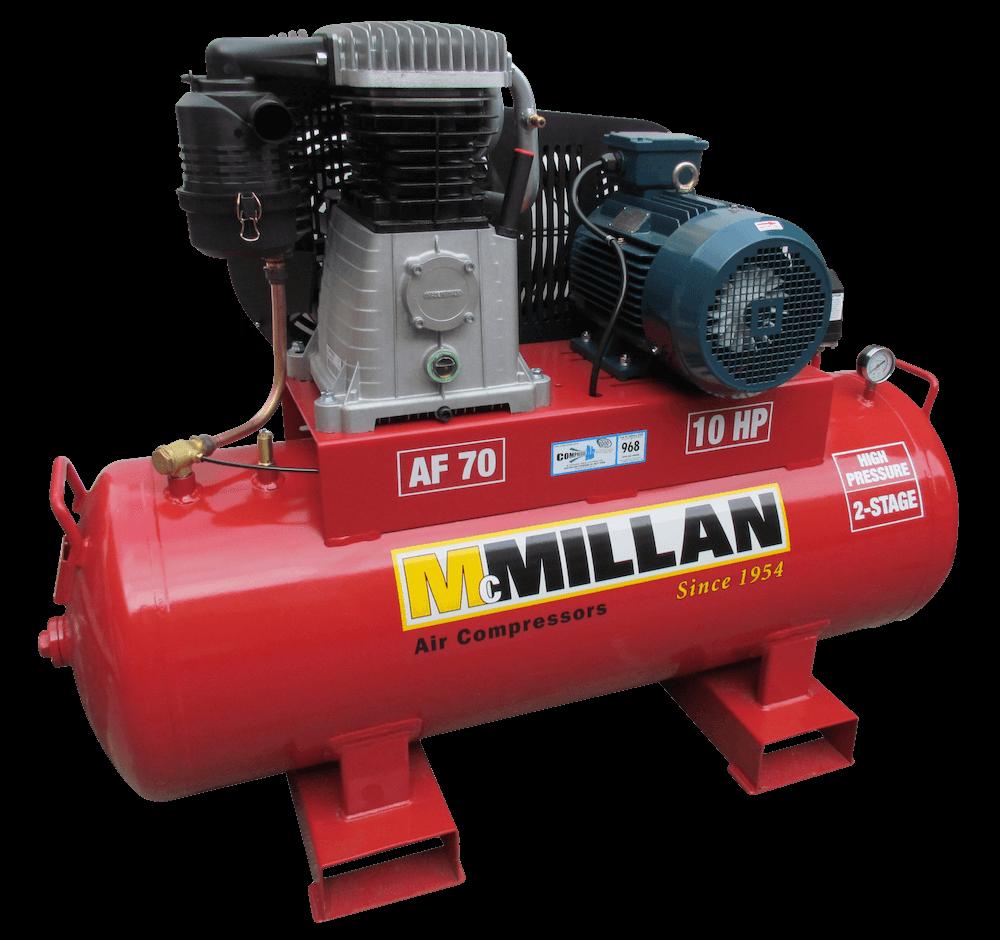 McMillan Air Compressors - High Quality Air Compressors