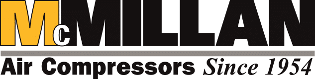 mcmillan air compressors logo